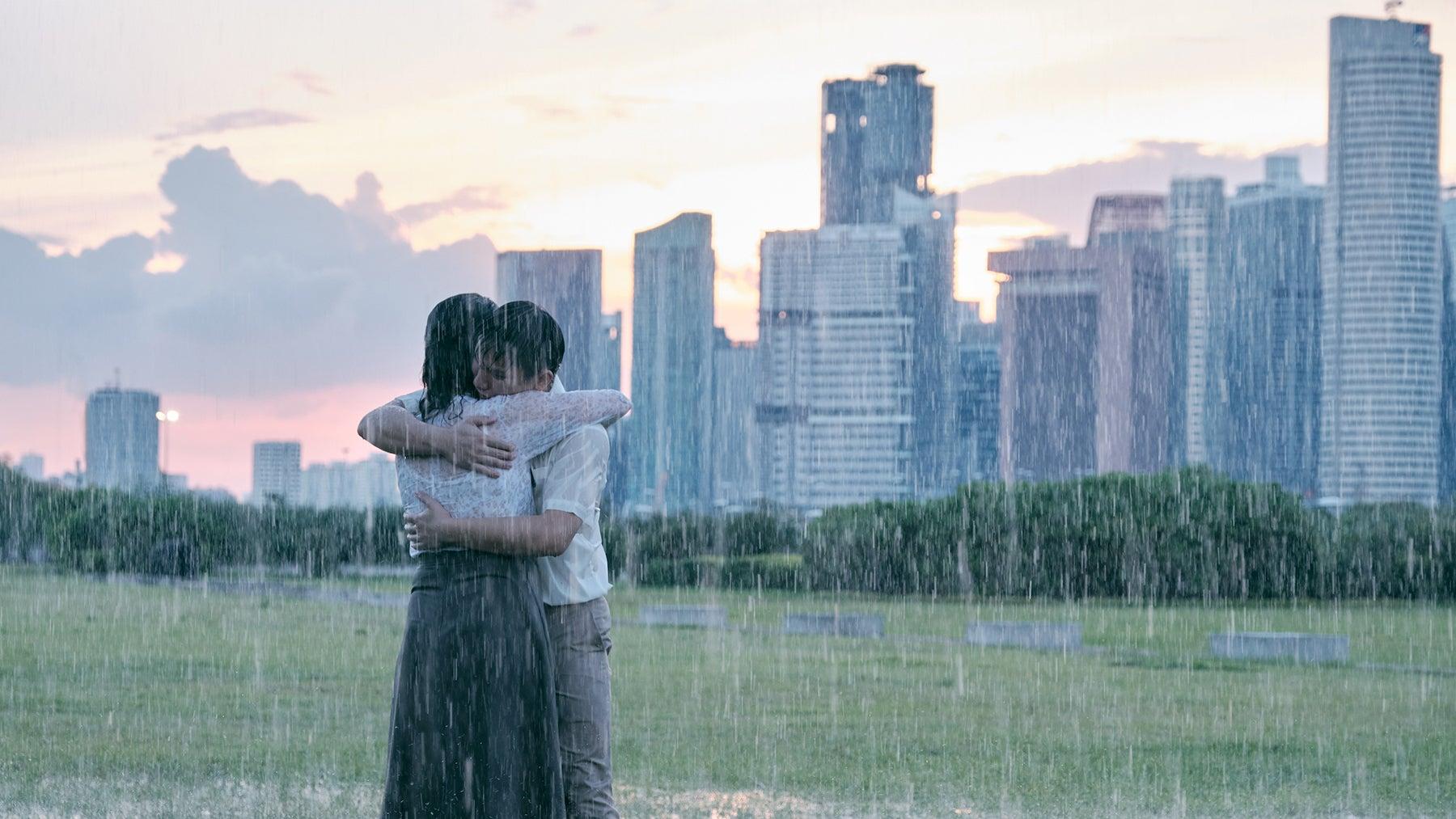 """Scene from """"Wet Season"""""""