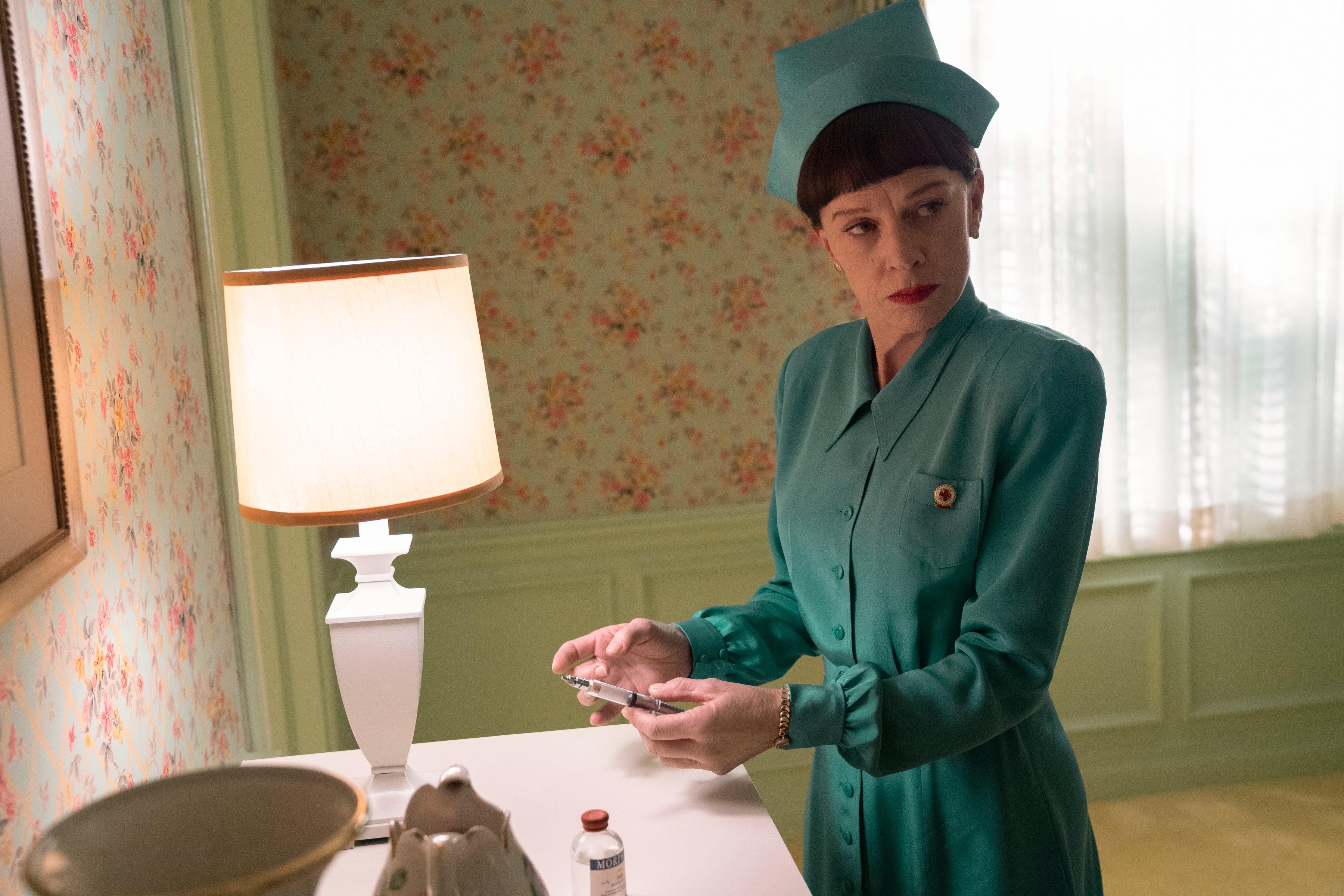 Judy Davis as Nurse Betsy Bucket