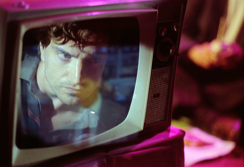"A scene from ""La telenovela errante"", 1990"