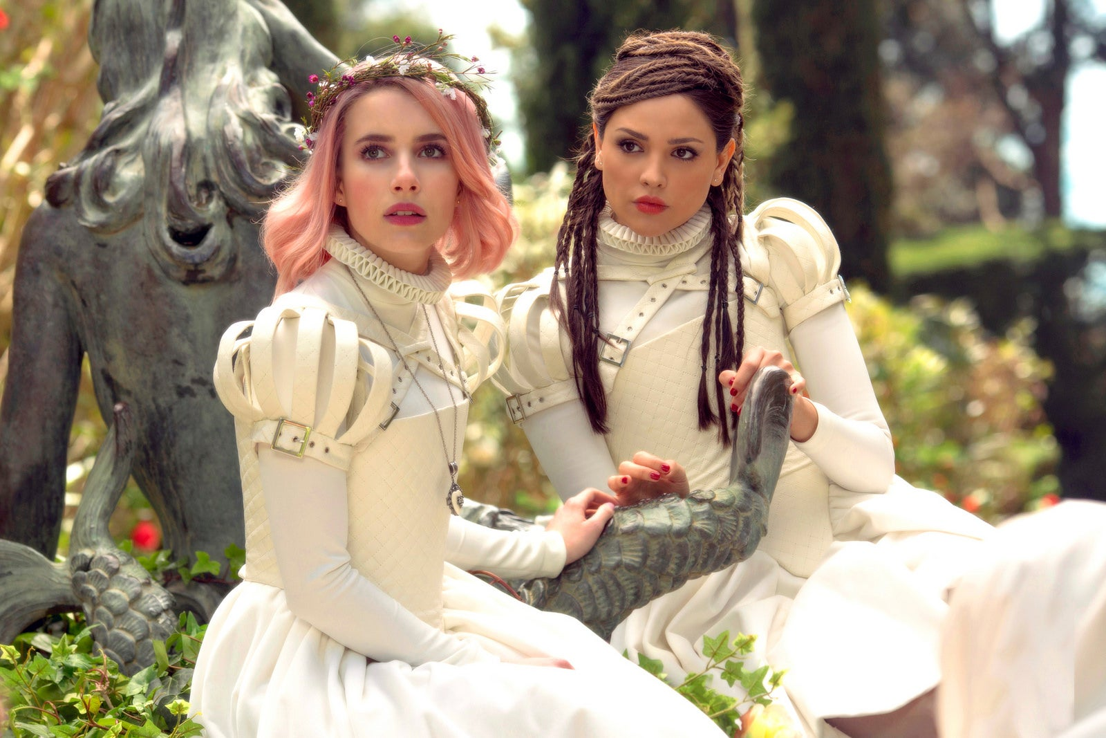 """A scene from """"Paradise Hills"""", 2019"""
