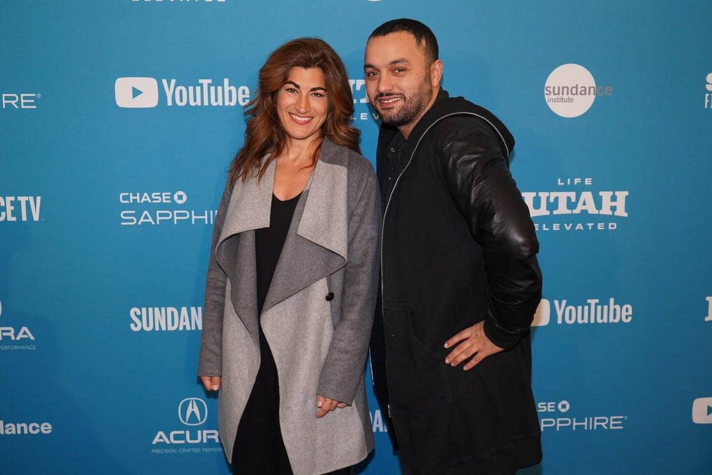 Directors Jehane Noujaim and Karim Amer