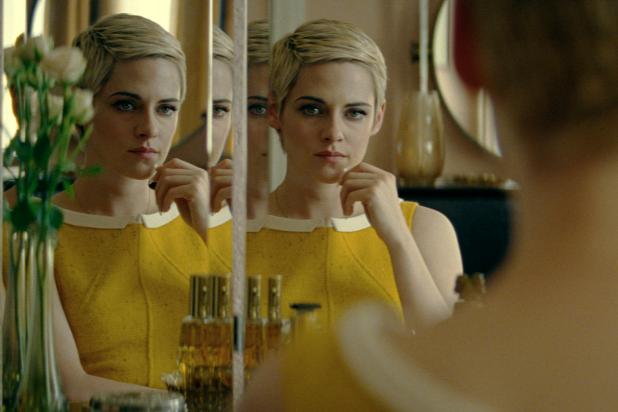 """Kristen Stewart in ascene from """"Seberg"""""""