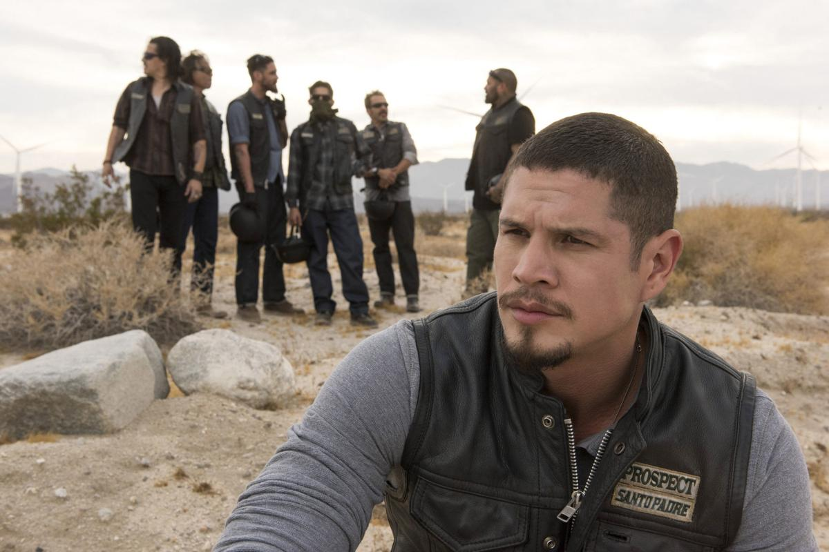 "A scene from ""Mayans MC"""