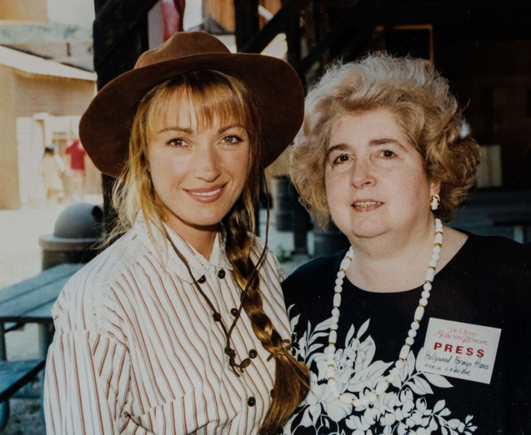 Jane Seymour and Maria Snoeys-Lager.