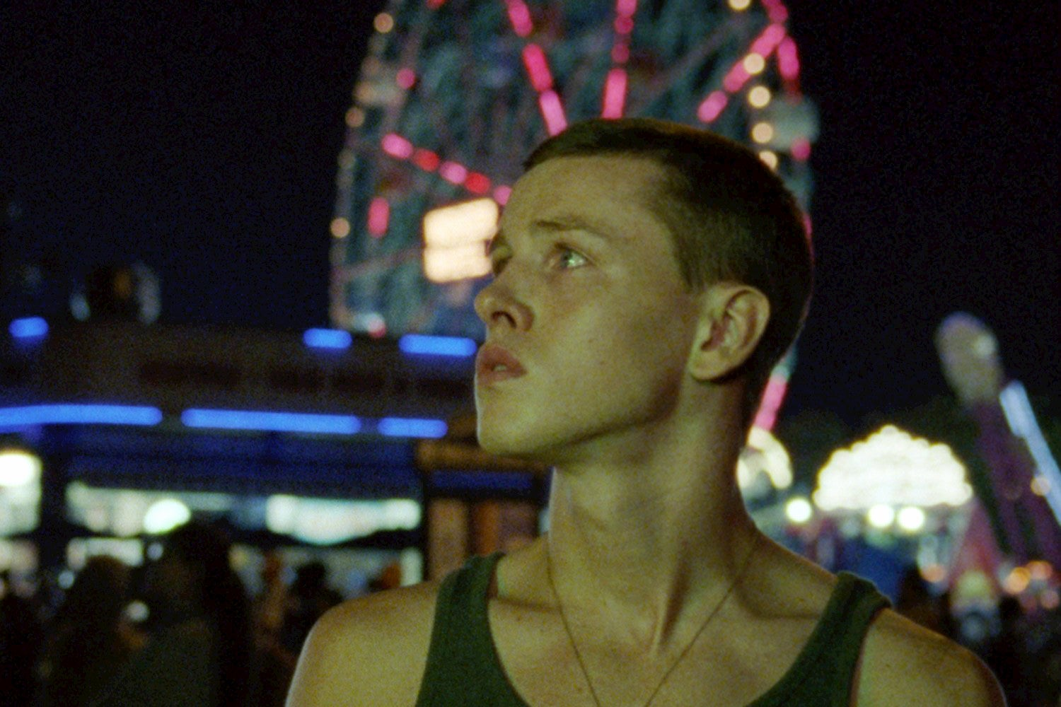 A scene from Beach Rats