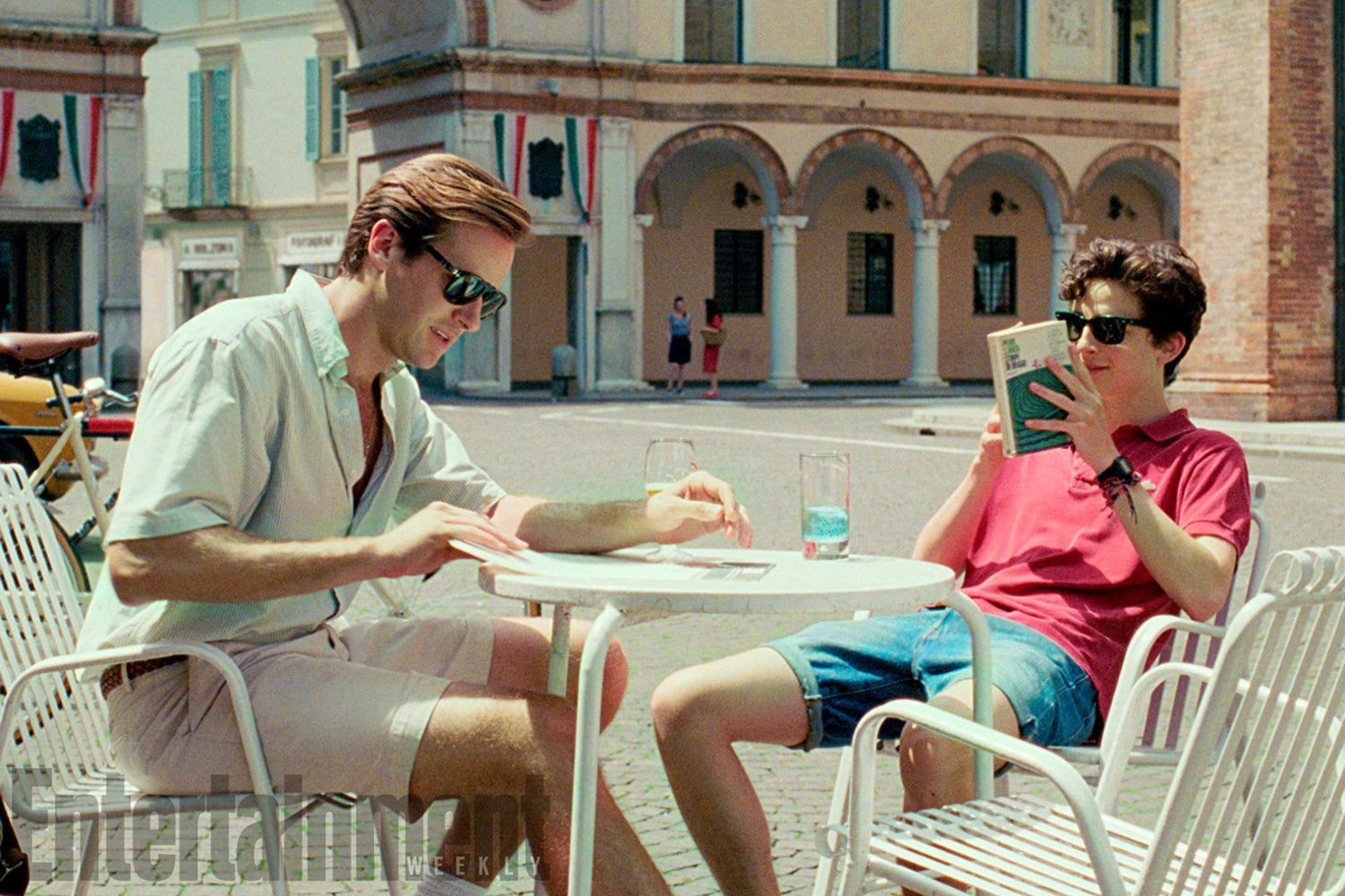 """Scene from """"Call Me by Your Name"""""""