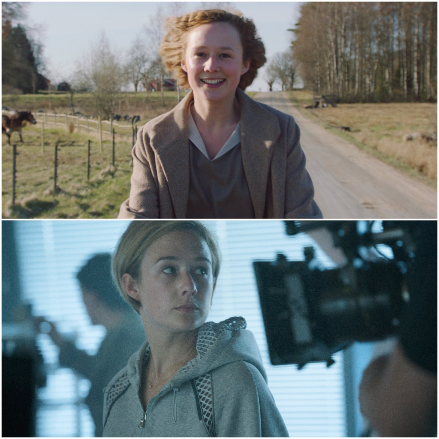 Scenes from Becoming Astrid and Rain