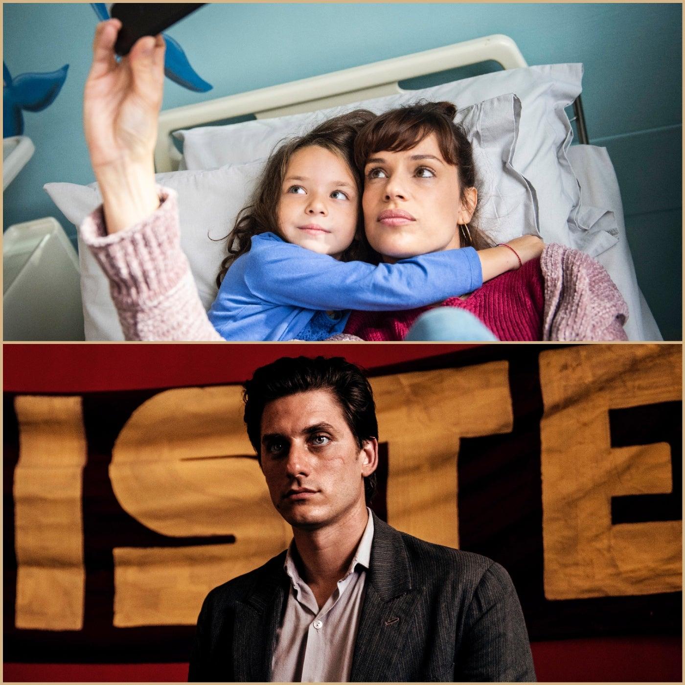 "Scenes from ""Vivere"" and ""Martin Eden"", 2019"