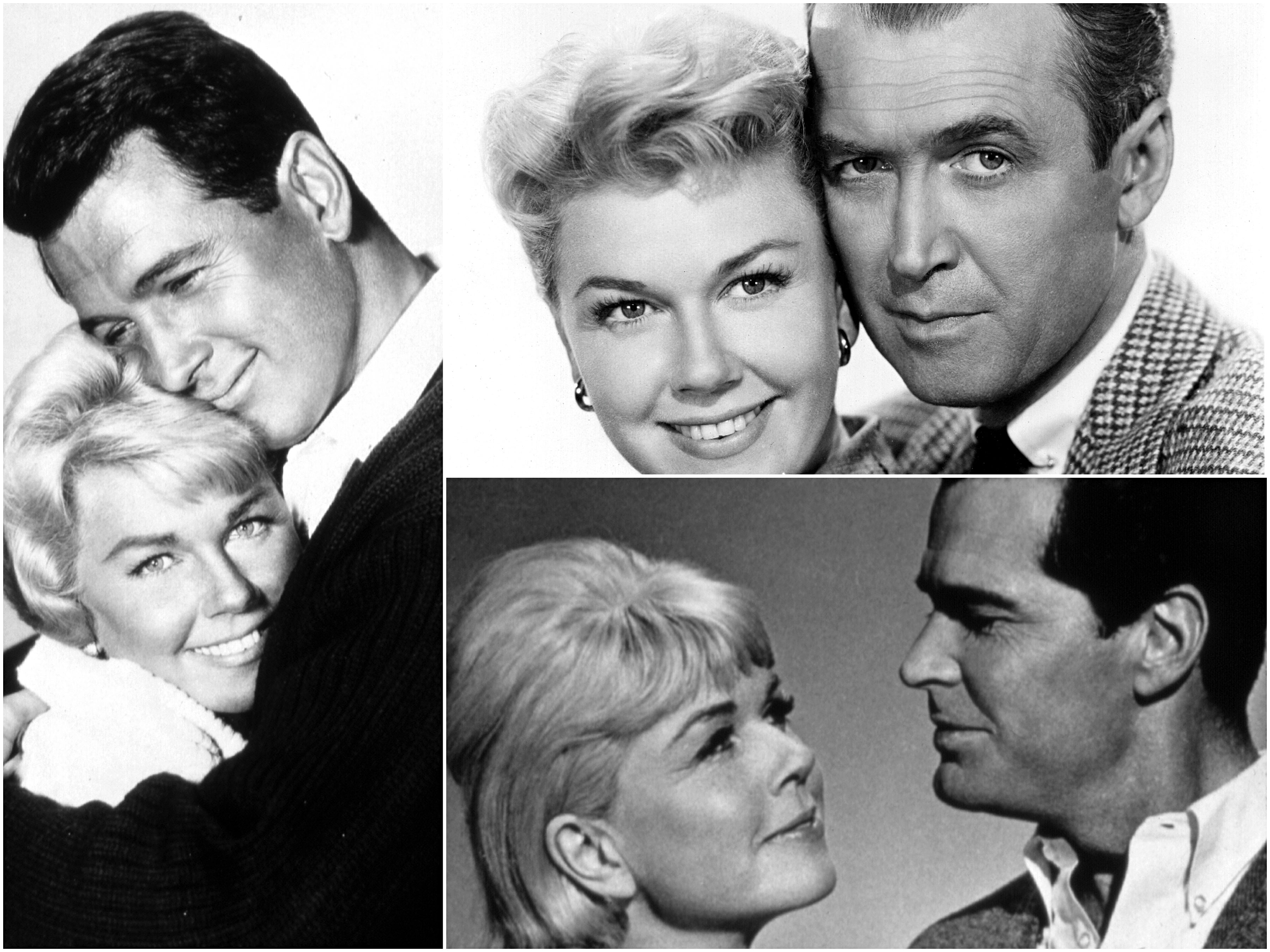 Scenes from Doris Day movies