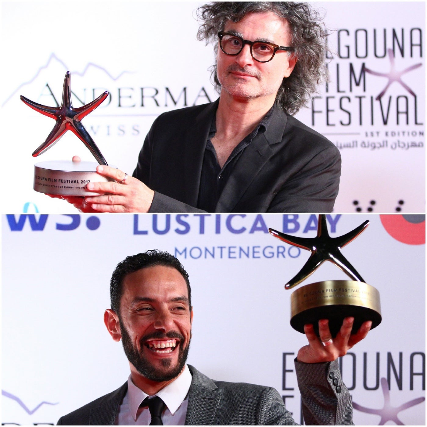 winners of the @nd El Gouna Film Festival