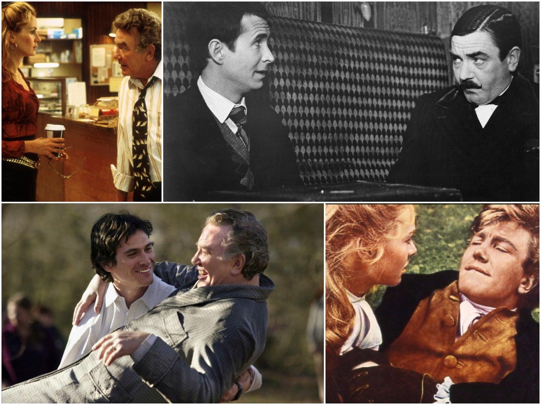 Films starring Albert Finney