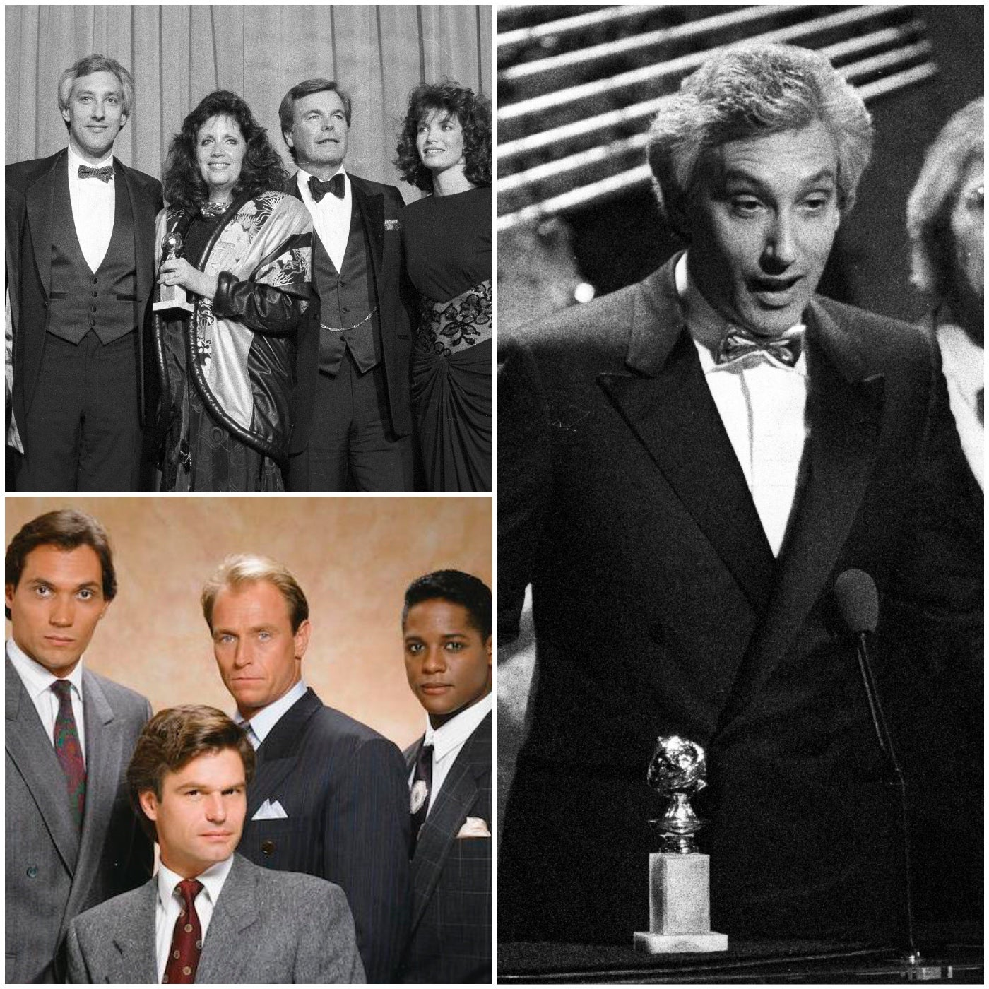 Cast and Golden Globe wins of L.A.Law