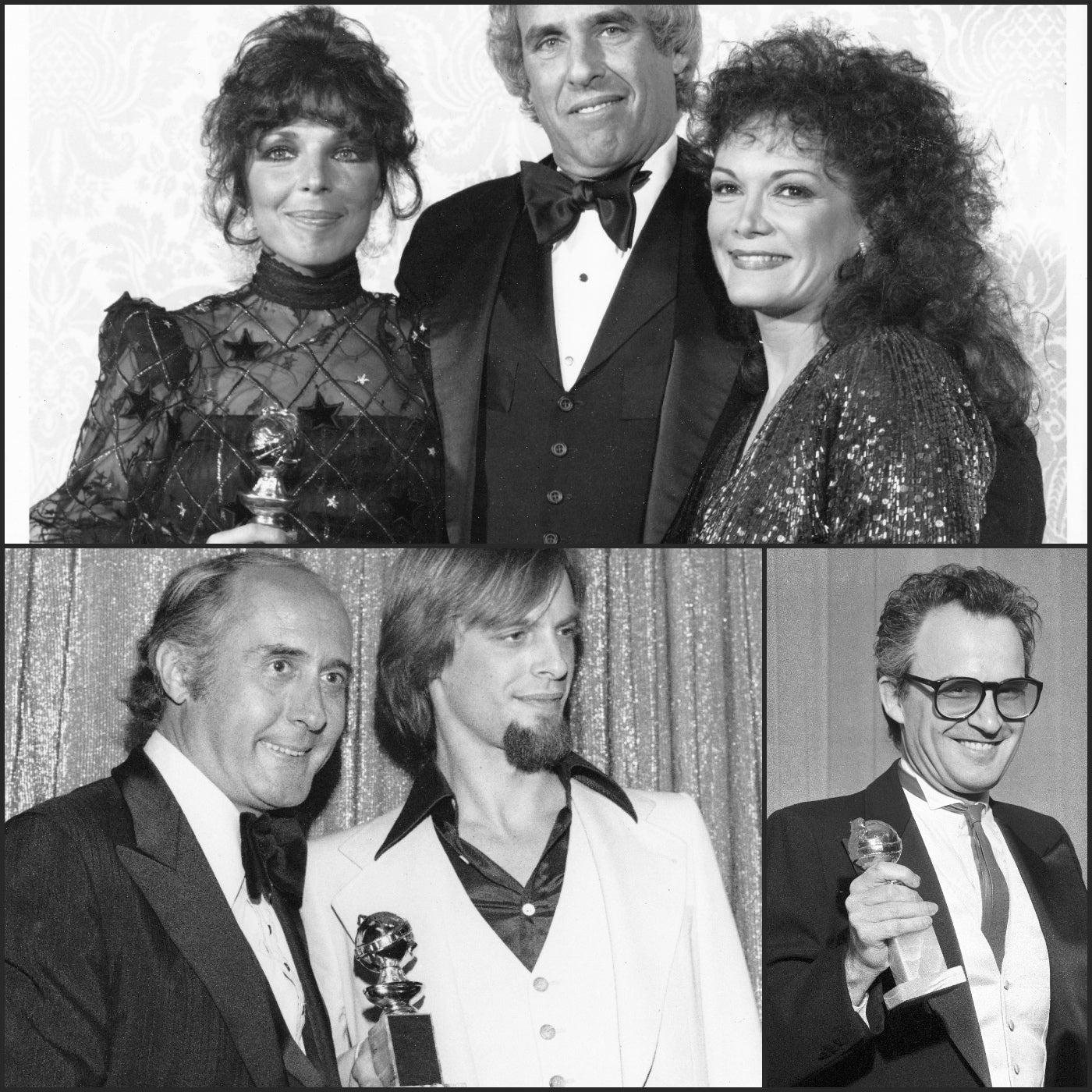 Burt Baccarach, Carole Bayer Sager, Keith Carradine, Henry Mancini, Giorgio Moroder