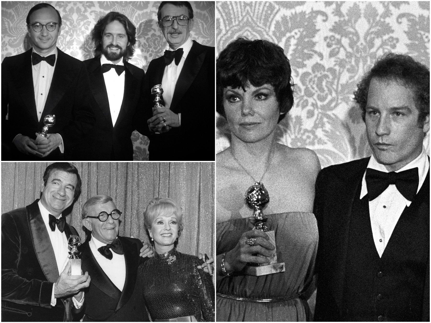 Golden Globe winners with Neil Simon films