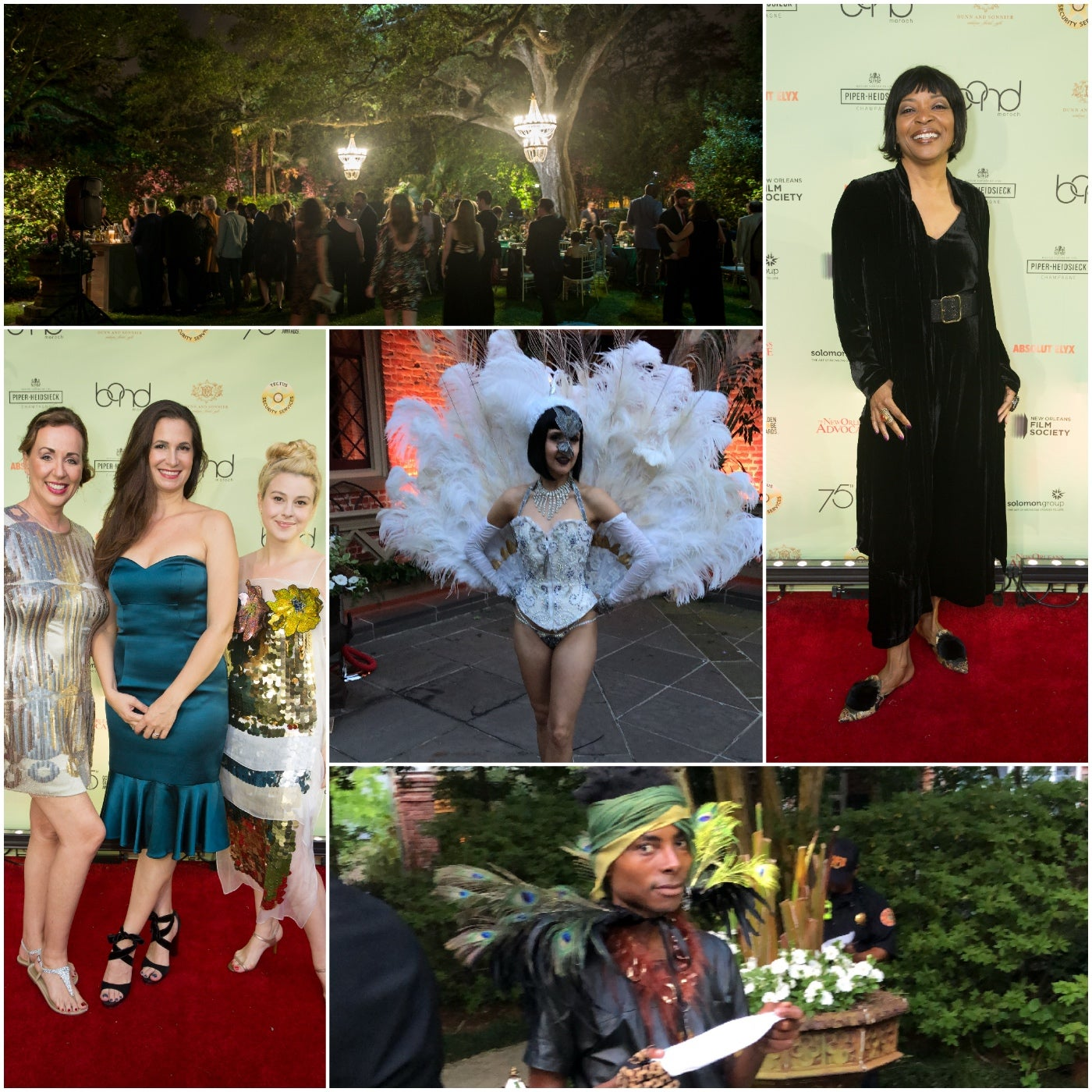 Scenes from the NOFS Spring gala