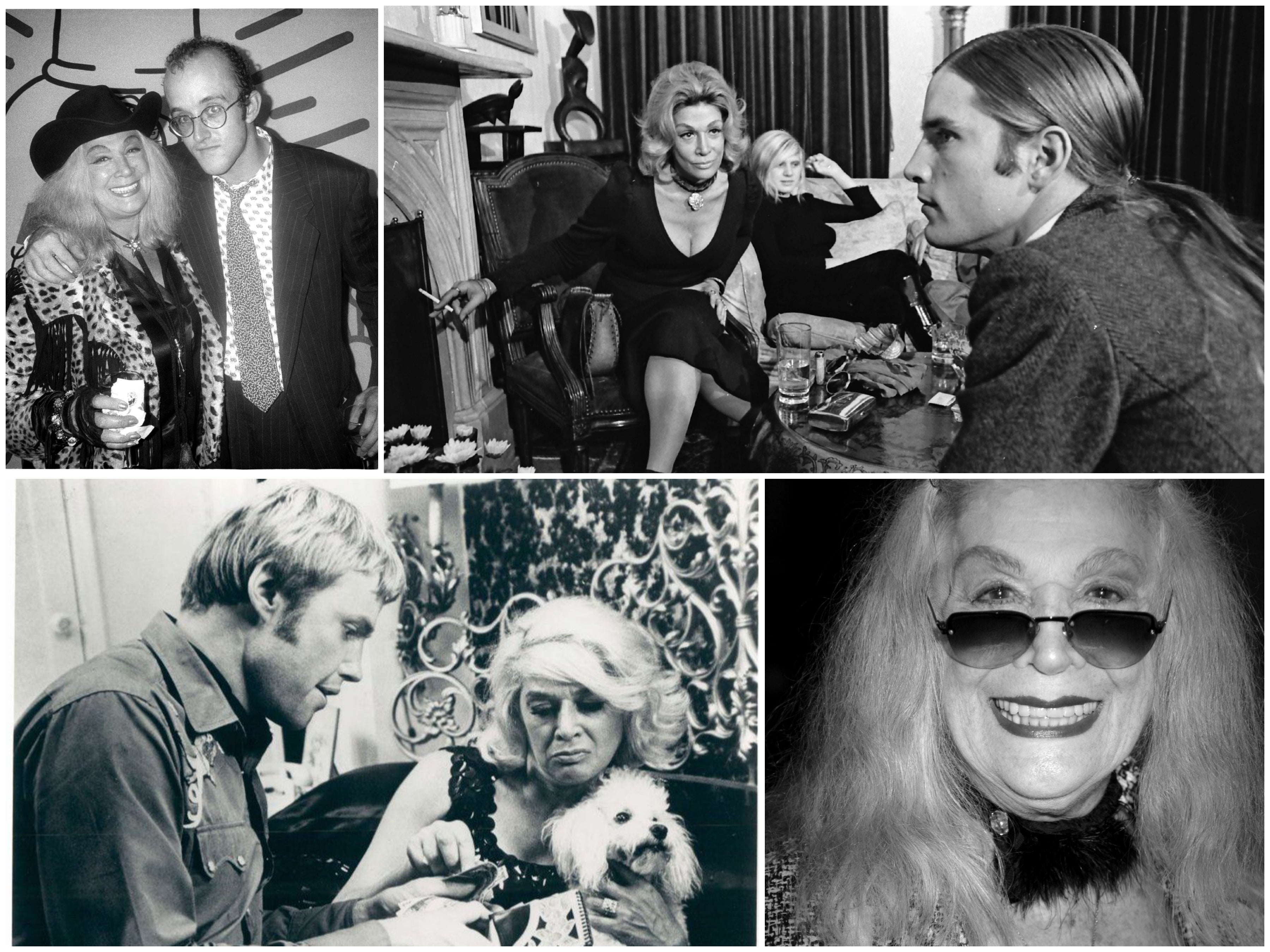 Moments of the life of actress Sylvia Miles, Golden Globe nominee