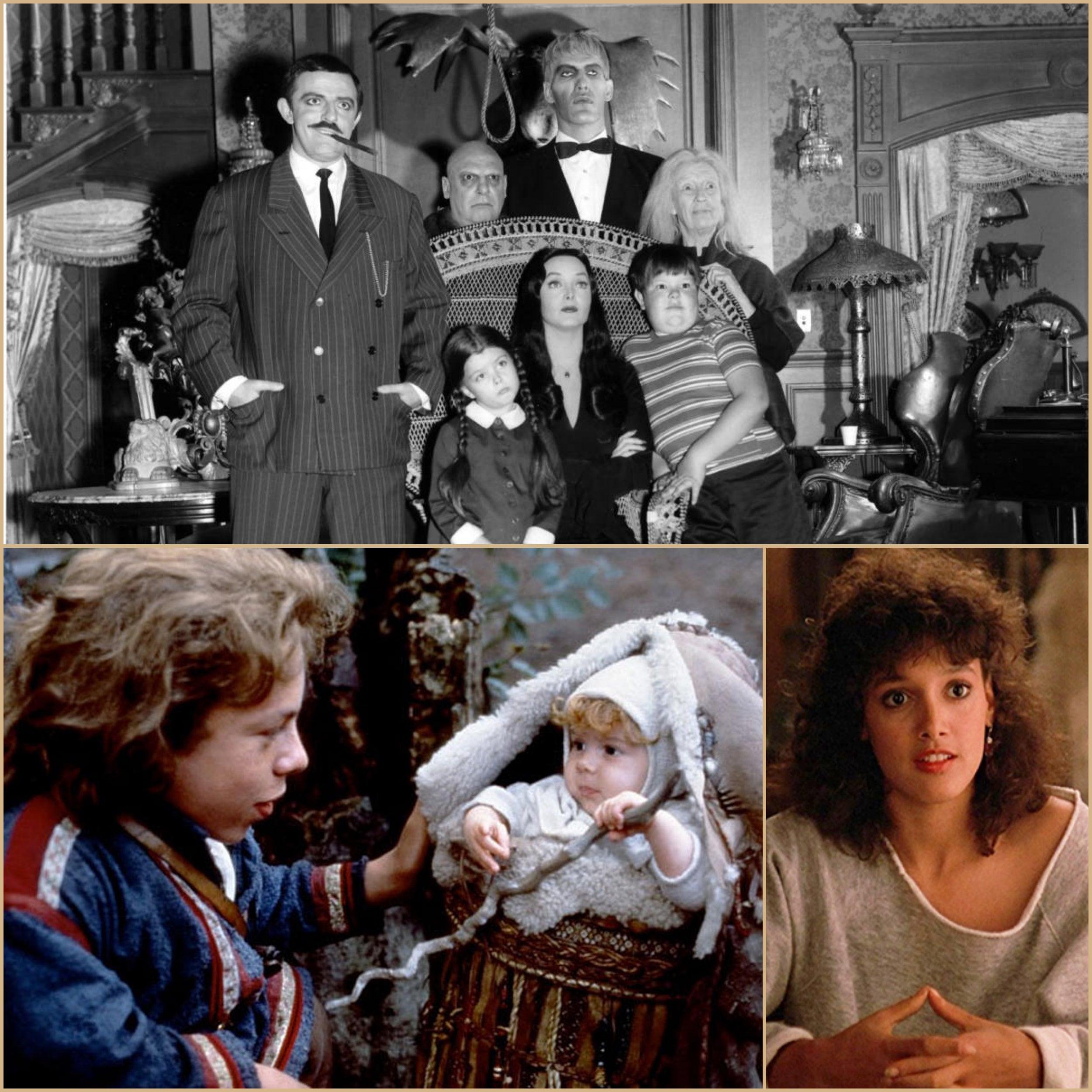 Addams Family, Willow, Flashdance