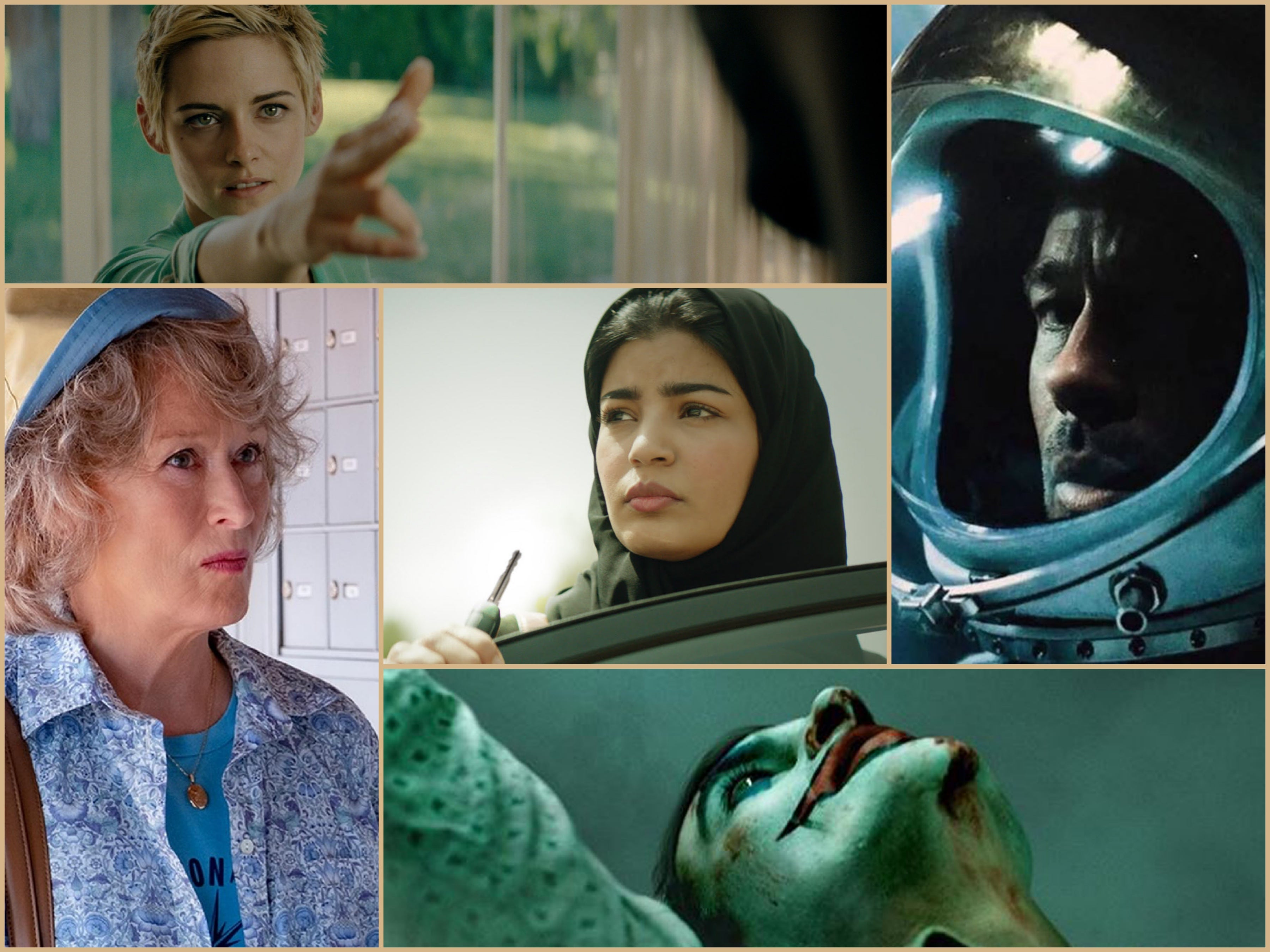 Films from the 2019 Venice Film Festival