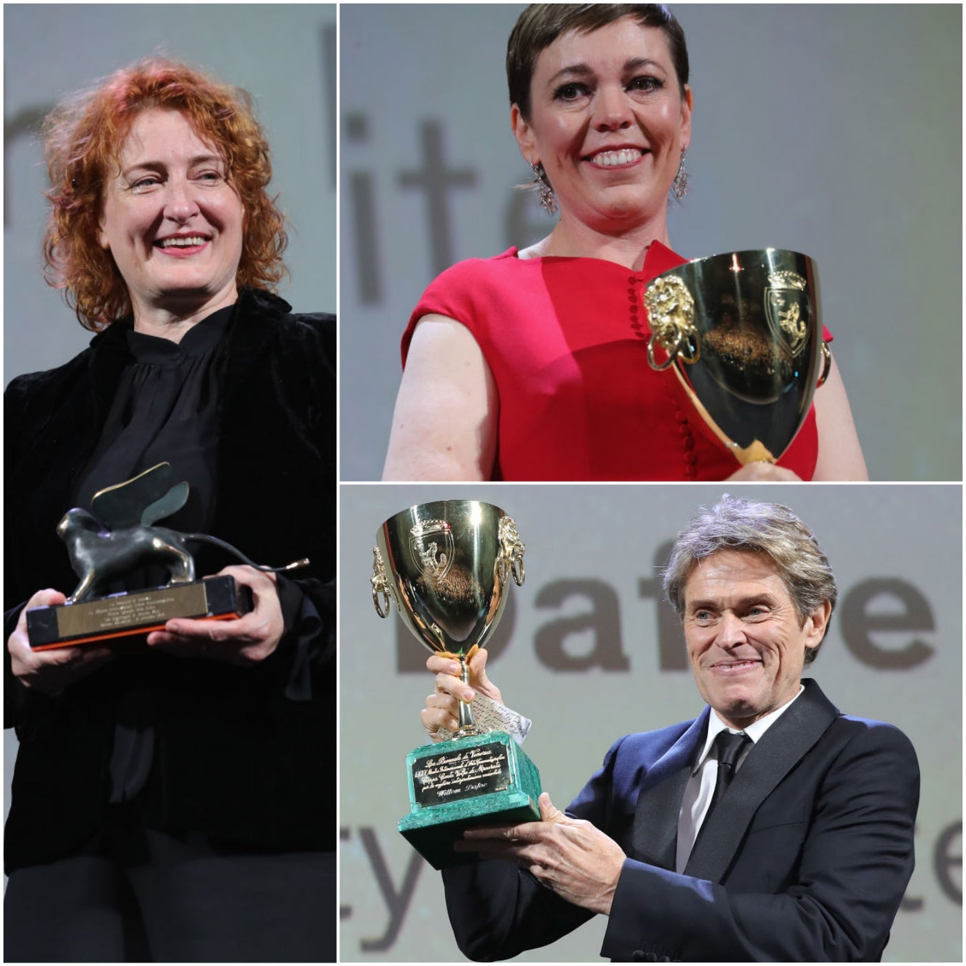 Winners of the 2018 Venice Film Festival