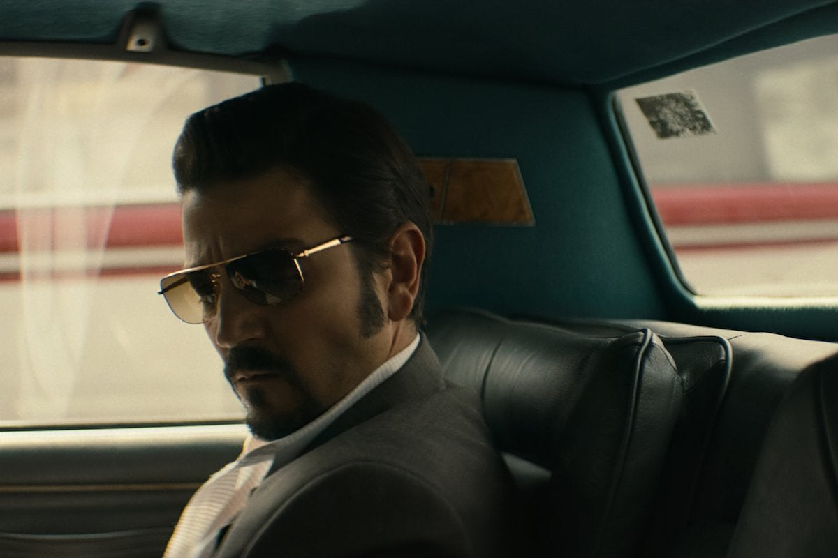 """A scene from """"Narcos Mexico"""", 2"""