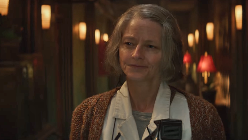 "A scene from ""Hotel Artemis"""