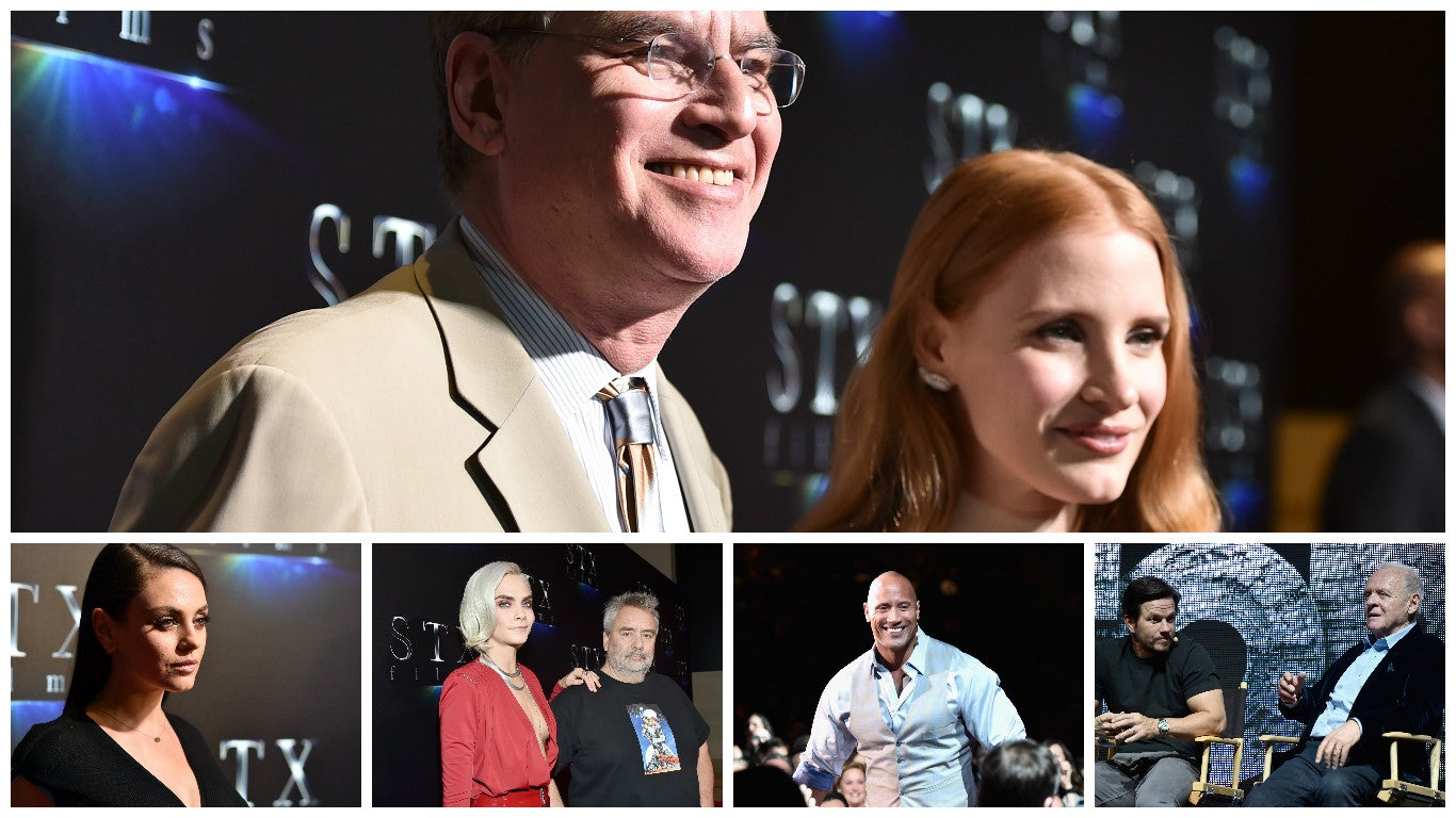 moments from day 2 of CinemaCon 2017