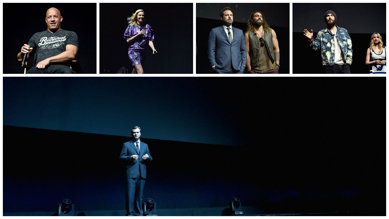 Scenes from CinemaCon 2017