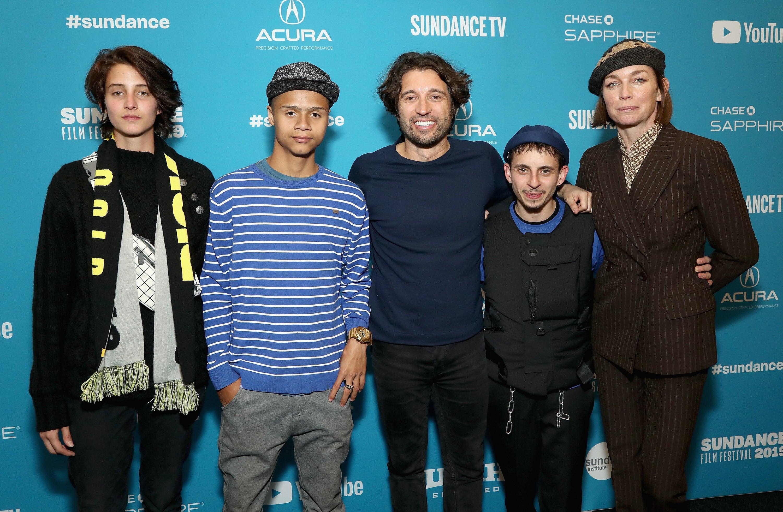 Actress Julianne Moore in Sundance 2019
