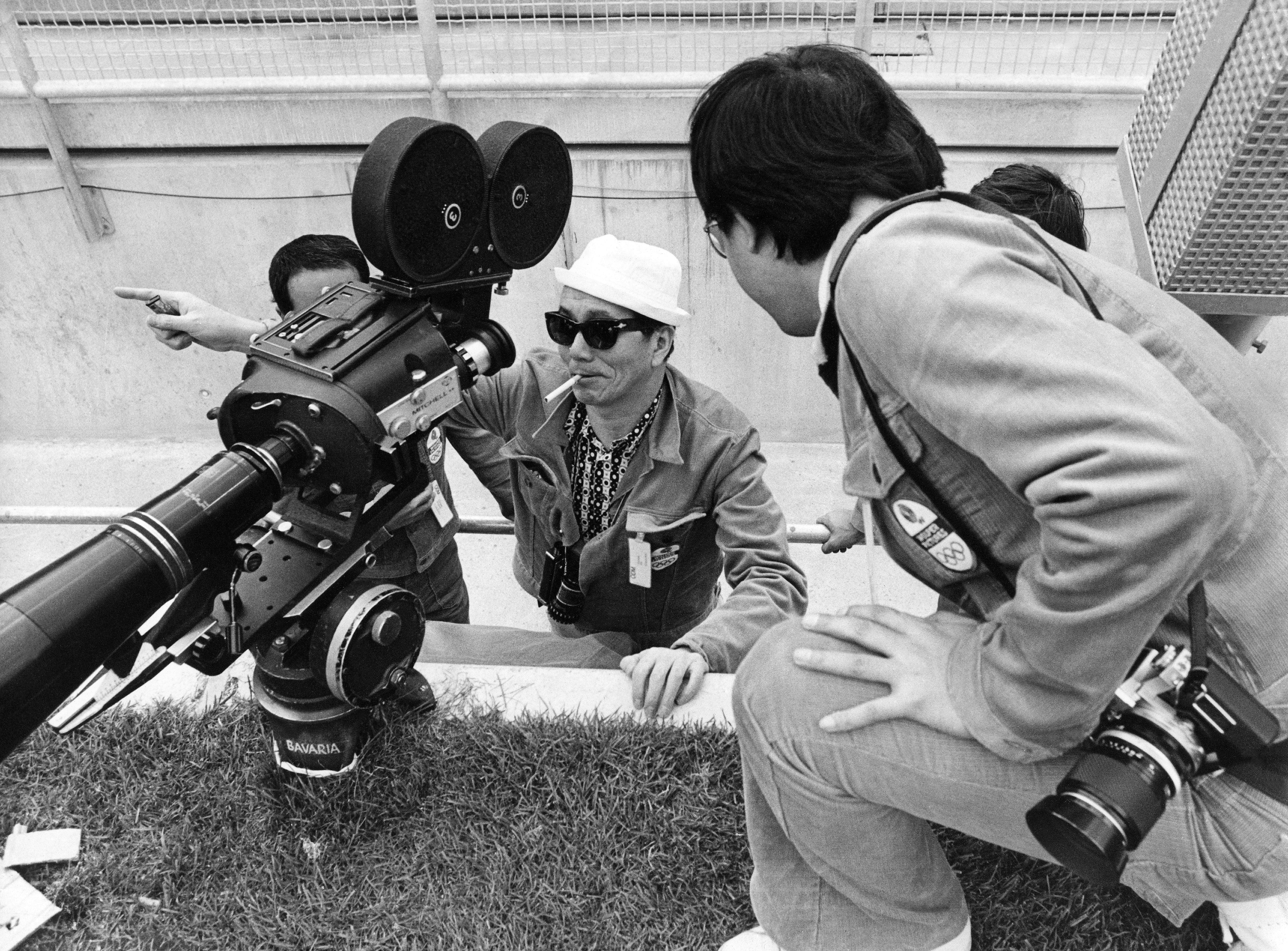 Director Kon Ichikawa
