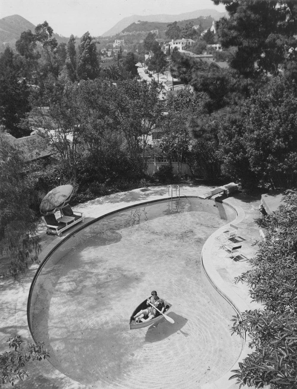Preston Surges in Los Angeles, 1944