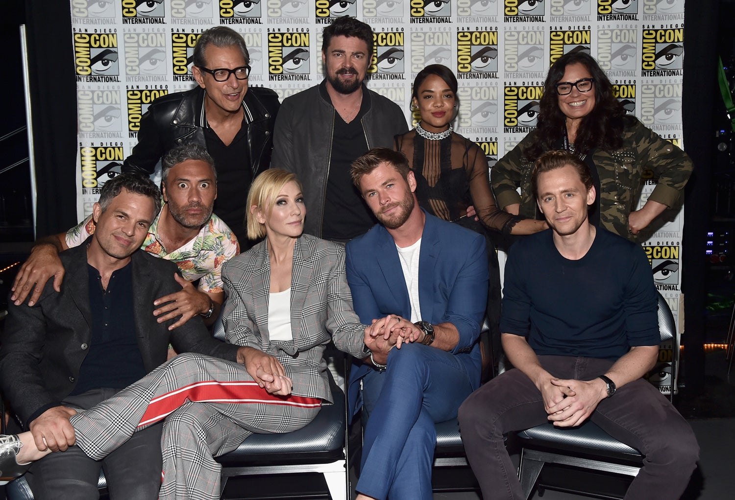 Marvel Panel at Comic-Con 2017