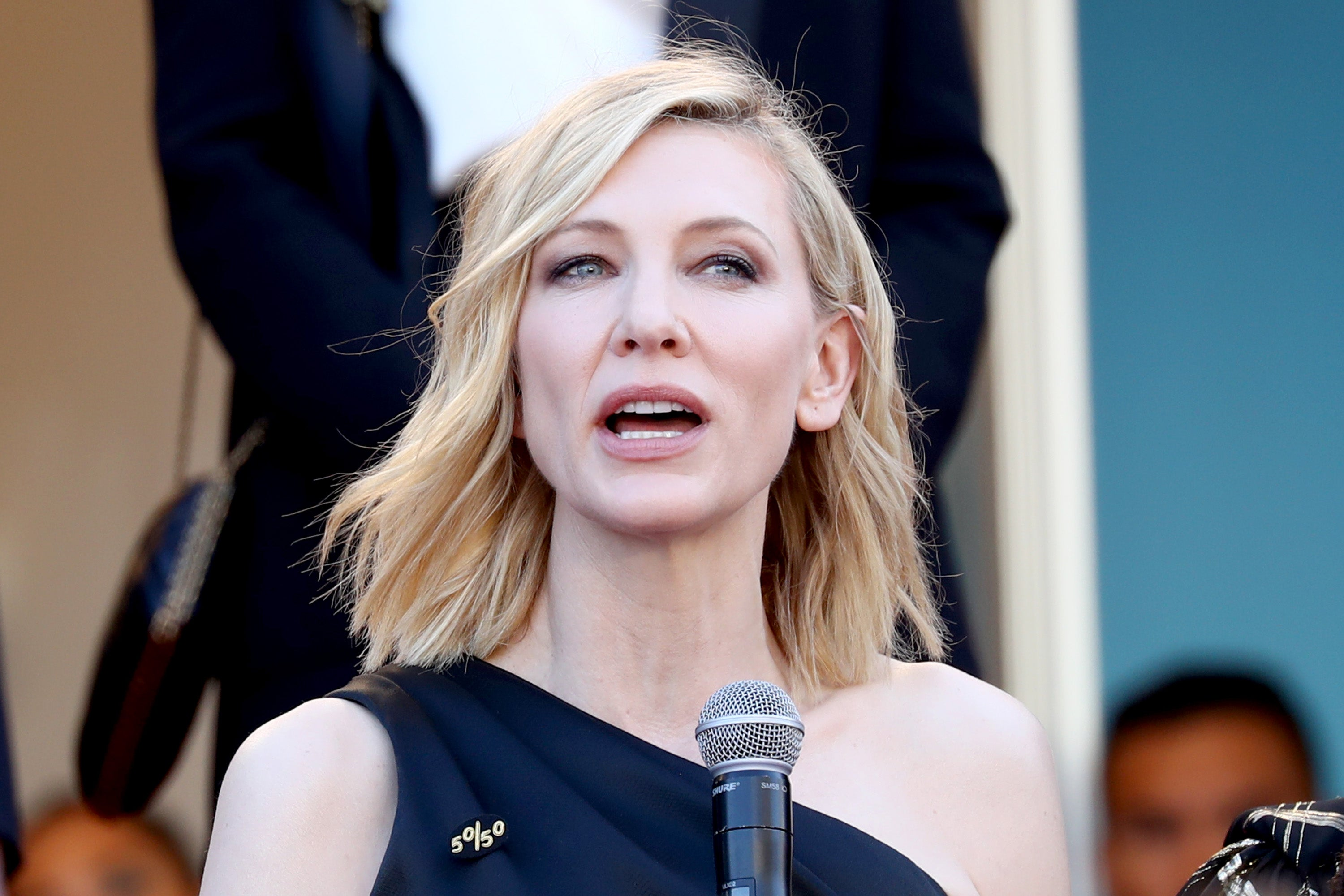 Cate Blanchett in Cannes 2018