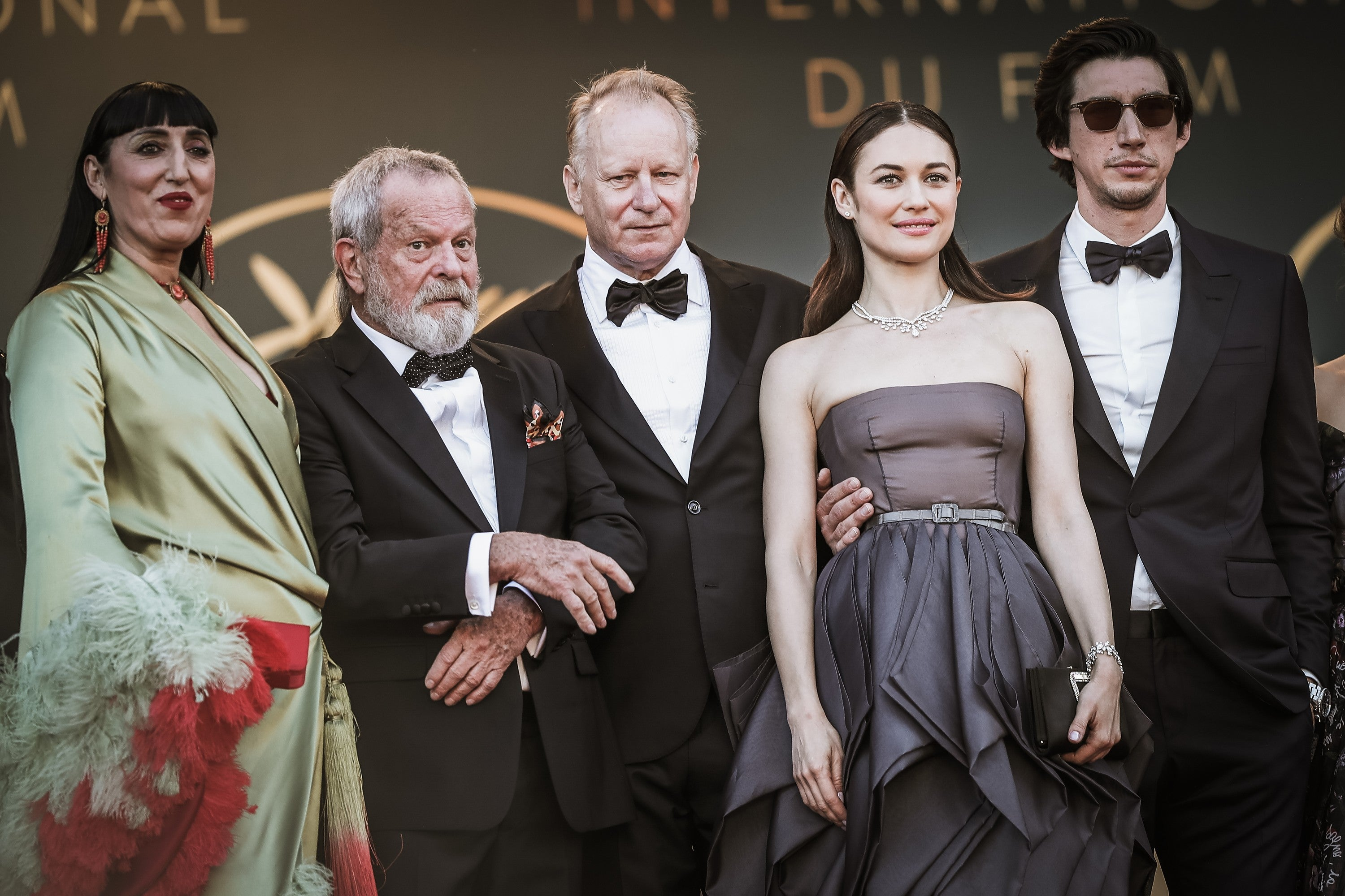 Terry Gilliam ta Cannes 2018