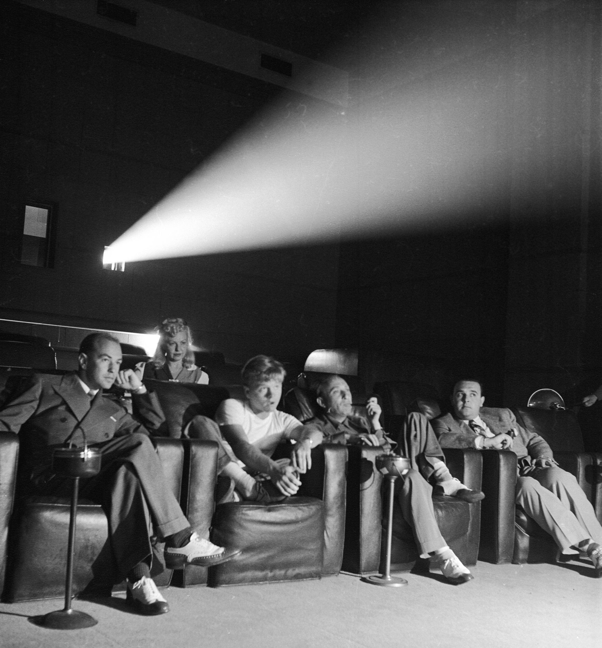 Filmmaker Joe Pasternak at MGM