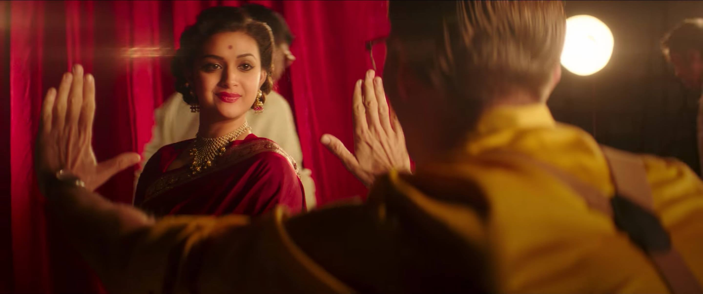 "A scene from the documentary ""Mahanati"""