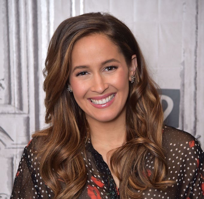 Actress Jaina Lee Ortiz