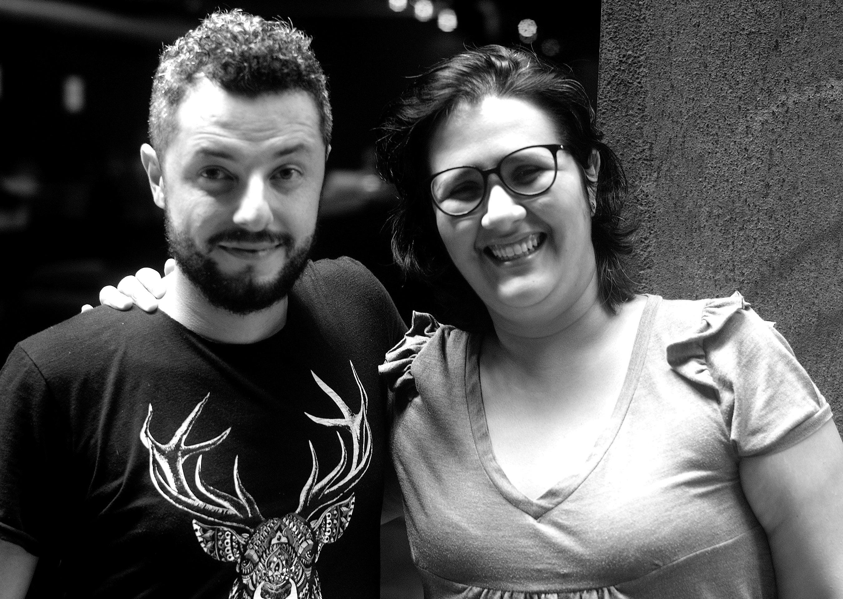Brazilian filmmakers Juliana Rojas and Marco Dutra