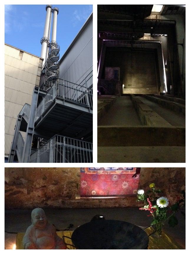Kraftwerk plant Berlin