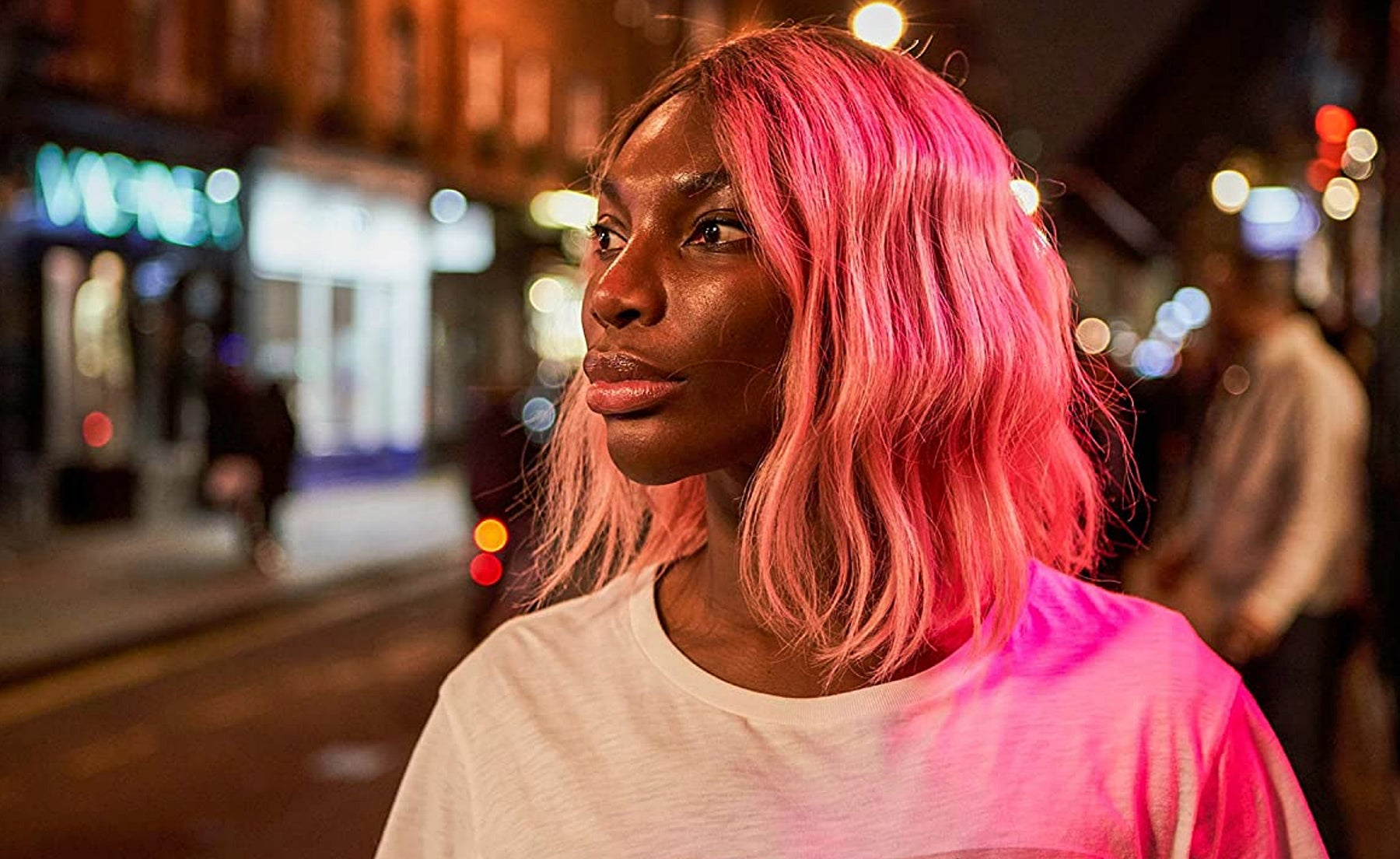 "Michaela Coel in ""I May Destroy You"" (2020)"