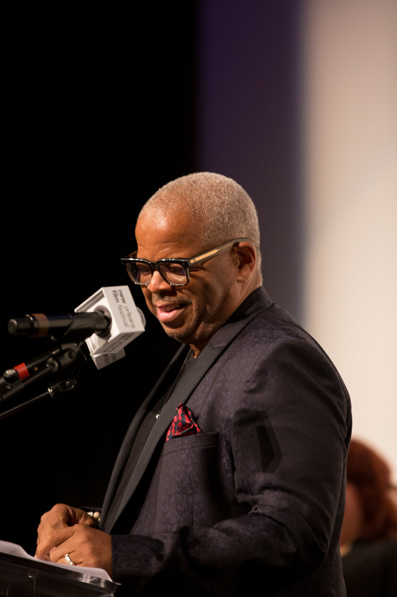 Composer Terence Blanchard at NOOFF 2019