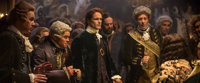 Dressing The Romance of Outlander – The Genius of Terry Dresbach