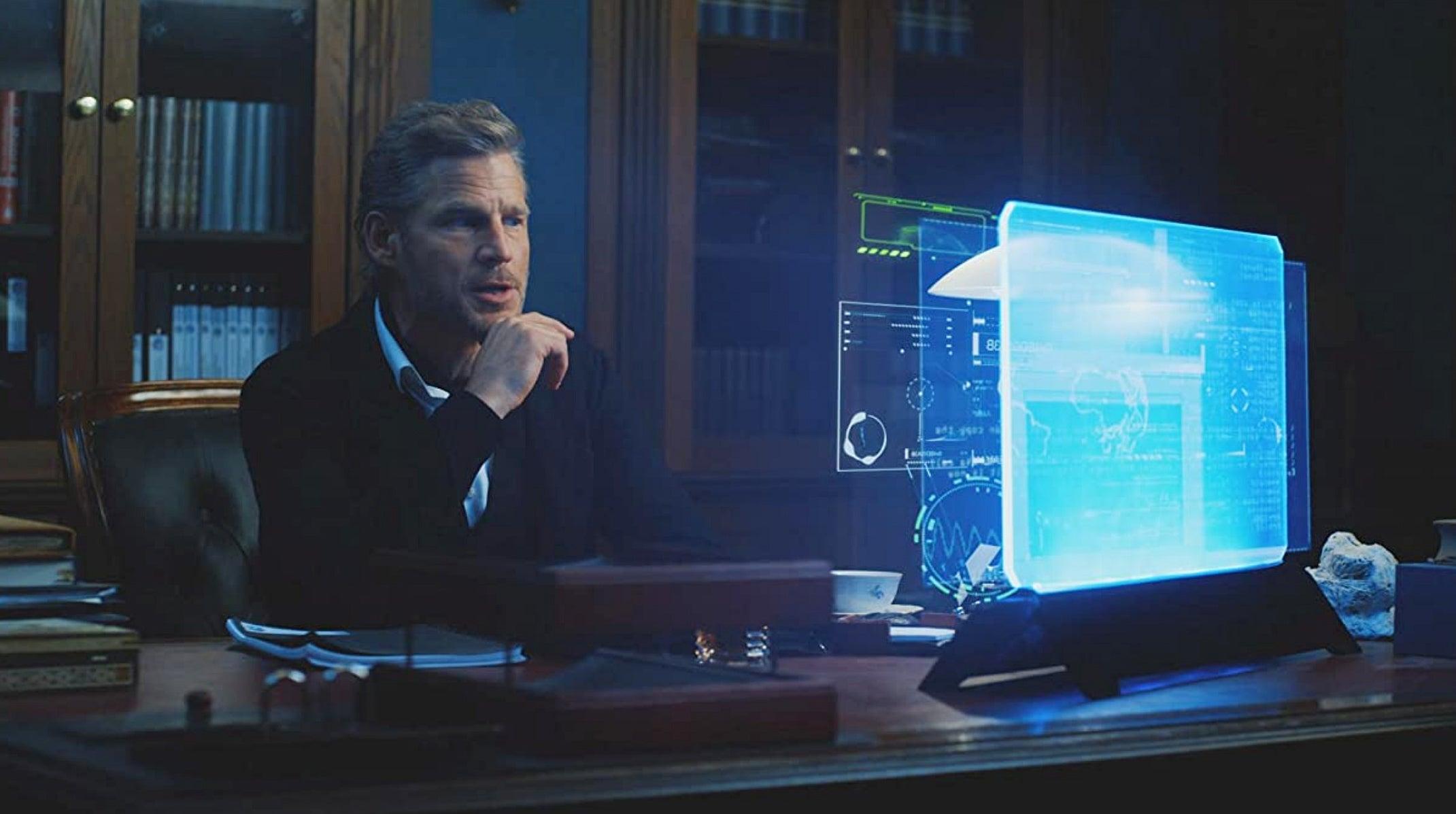 "Noah Huntley in ""Pandora"" (2019)"