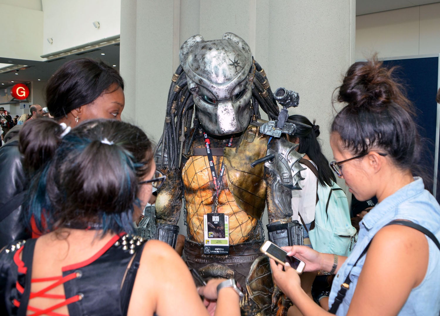 Predator at Comic-Con International: San Diego 2016