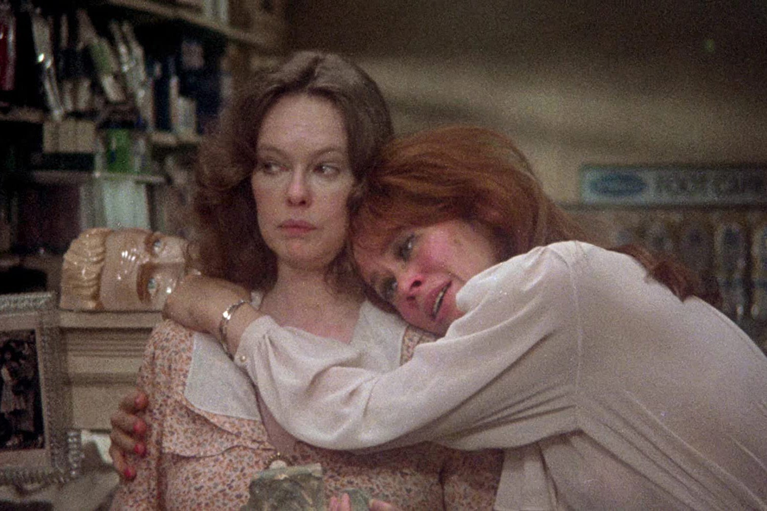 "Karen Black and Sandy Dennis in ""Come Back to the 5 & Dime Jimmy Dean, Jimmy Dean"" (1982)"