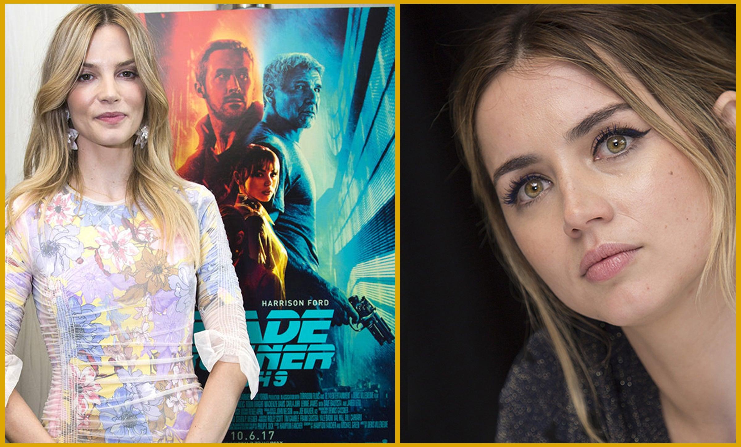 Sylvia Hoeks e Ana De Armas, due nuovi volti femminili di Blade Runner