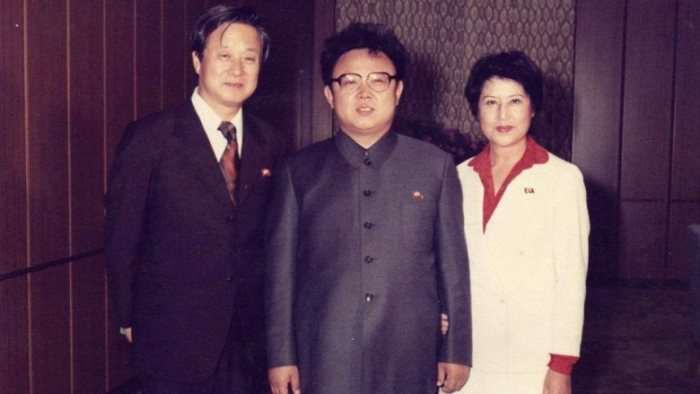 A scene from The Lovers & the Despot