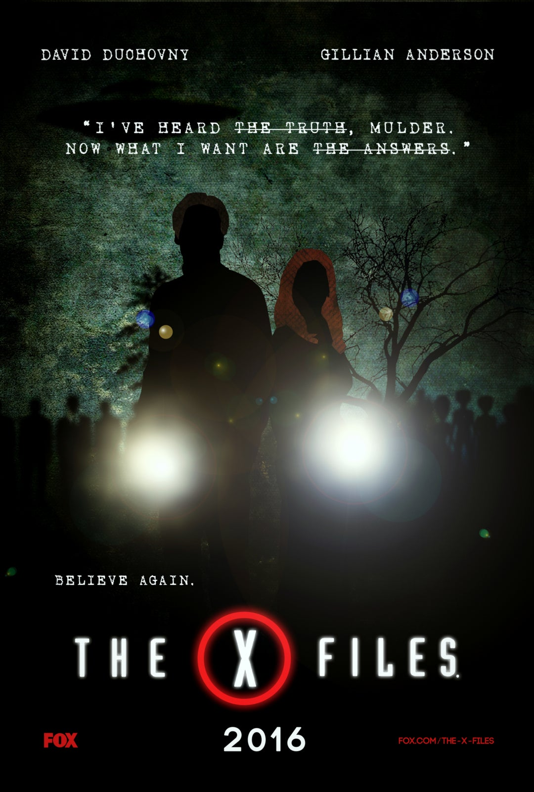 The HFPA Investigates X Files