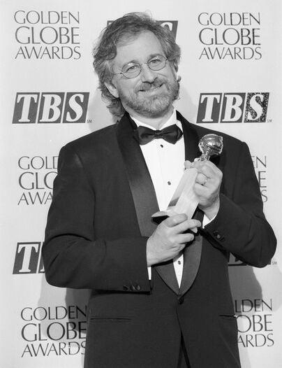 Filmmaker Steven Spielberg, 1994