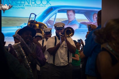 Opening of the 2018 New Orleans Film Festival
