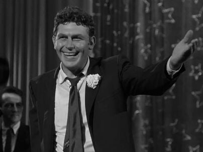 """Andy Griffith in A """"Face in the Crowd"""" (1957)"""